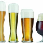 beer glass assortment